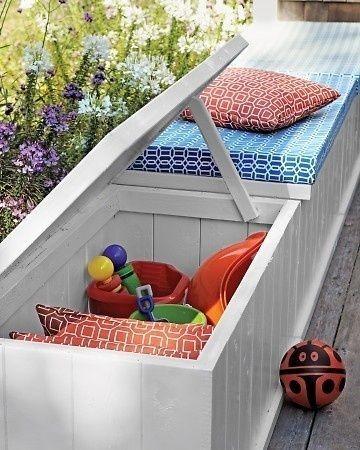Outdoor Bench Designs