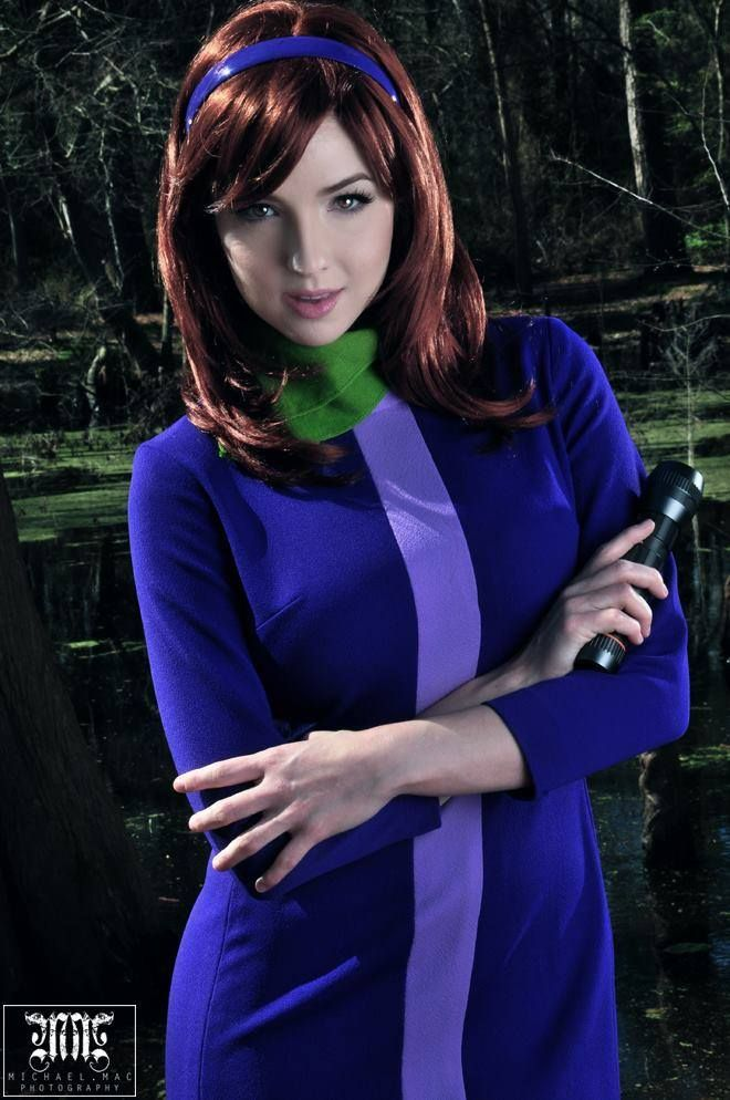 120 best images about cartoon cosplay daphne blake scooby doo on pinterest hanna barbera - Scooby doo daphne ...