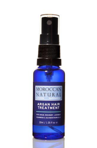 Argan Hårbehandling 30ml - hjälper till att återställa lyster och glans till håret!