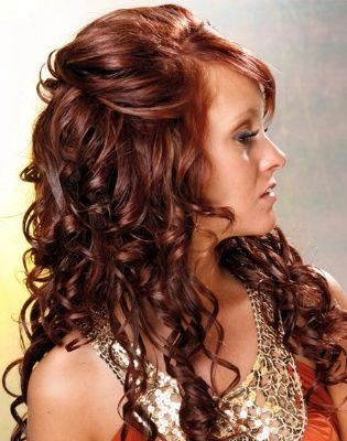 haircut for curly hair 78 best hair amp make up images on hairdos 9745