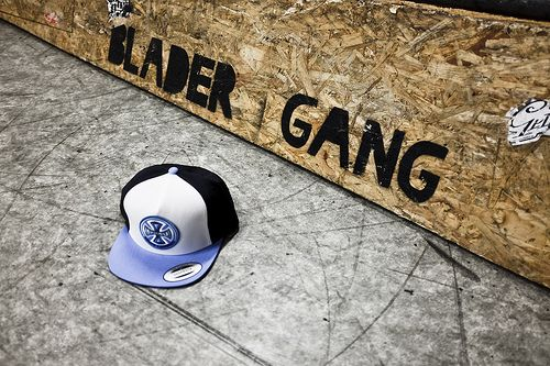 INDEPENDENT 78 TC WHITE:BLUE SNAPBACK CAP