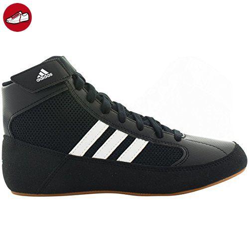 adidas Herren Havoc Wrestling Stiefel, Schwarz, 40 - Adidas schuhe (*Partner-Link)