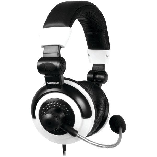 Xbox 360(R) Elite Gaming Headset - DREAMGEAR - DG360-1720
