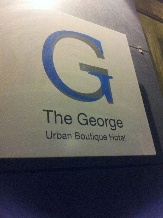 The George. Urban Boutique Hotel.