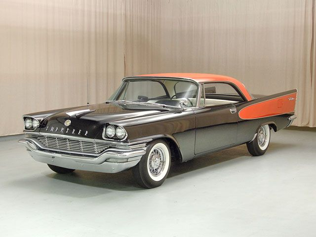 1000 images about cars chrysler on pinterest plymouth for 1957 chrysler windsor 2 door hardtop