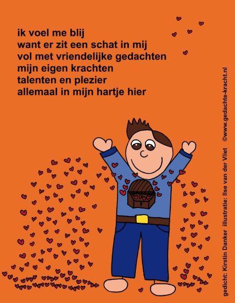 postkaart met gedicht te koop op www.gedachte-kracht.nl