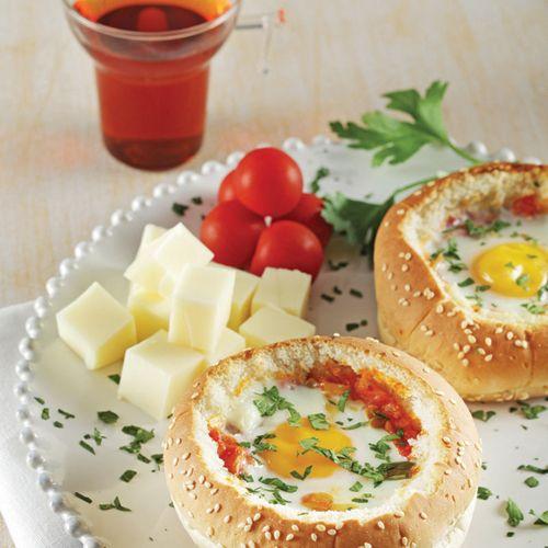 Kahvaltılık Yumurta Tarifi