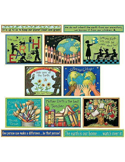 Green Earth Bulletin Board with Susan Winget