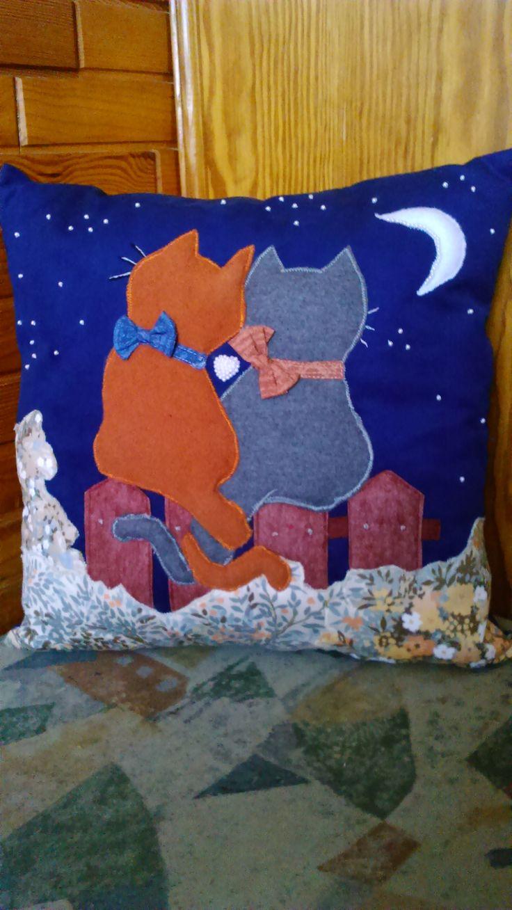 Together under summer sky :) Handmade by Alina Wodzińska