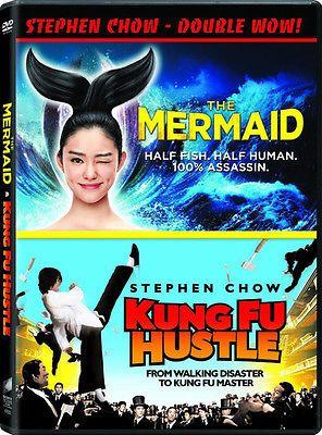 Kung Fu Hustle / Mei Ren Yu 043396479333 (DVD Used Very Good)
