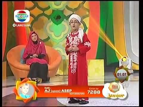 Aksi Junior 2014 ASEP PURWAKARTA Kelompok Fathonah