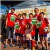 В Красноярске День отца отпраздновали футбольным турниром