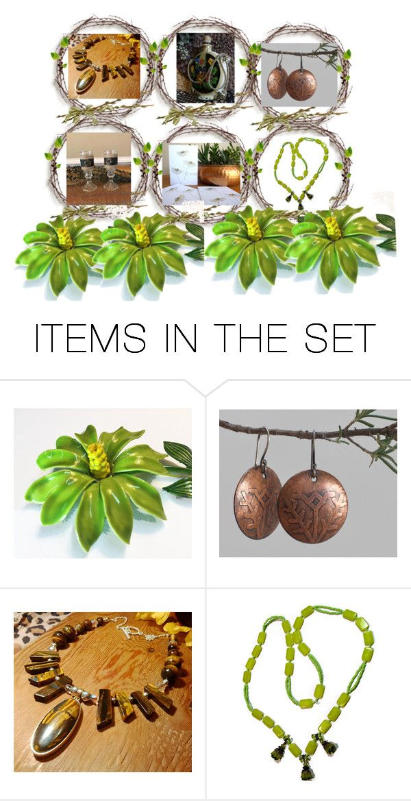 """""""In the Jungle ~~~~"""" by itsjuststuffff ❤ liked on Polyvore featuring art"""