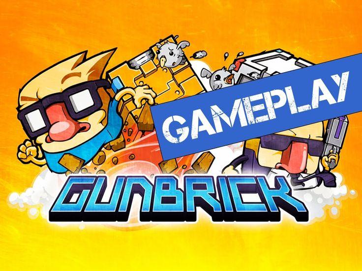 Gunbrick | Gameplay - Not sure if U will like it? Watch before U Buy!