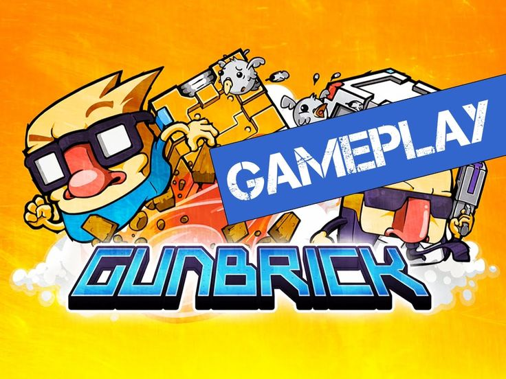 Gunbrick | Gameplay - Not sure if U will like it? Watch before U Buy!