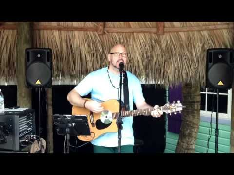 Georgia On My Mind - Ray Charles Acoustic Cover Performed By  David Ace Suggs 04-2013 - YouTube
