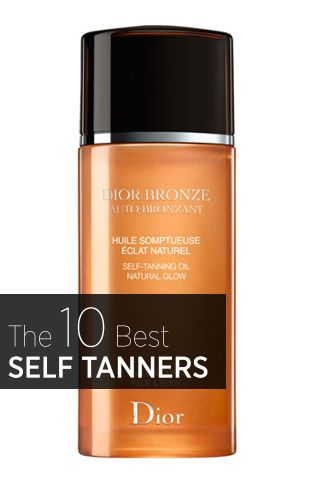 Get a head-start on your summer glow with these 10 best self tanners that won't leave streaks or make you look orange: