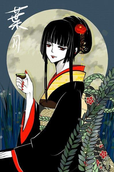 Tags: Anime, xxxHOLiC, Ichihara Yuuko, Pixiv Id 2830925