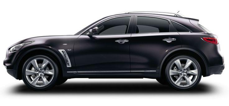 Infinity QX 70. Not practical, but a hot, hot car. I want it!!!!