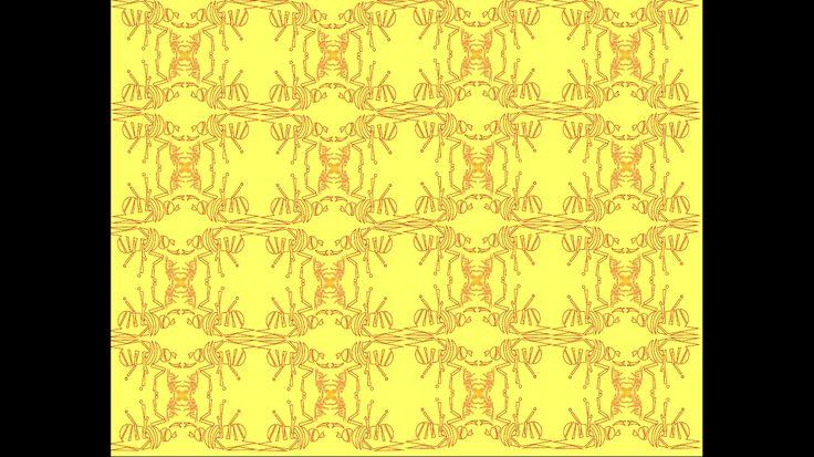 fractal,reflexion especular, triconomia por analogia