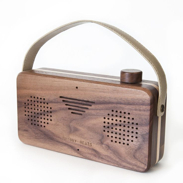 Shibby Unwind - Wooden Bluetooth Speaker by Shibby Beats for sale on http://hellopretty.co.za