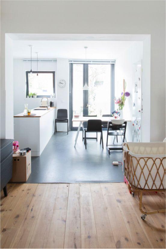 Binnenkijken bij... Joke, Roeland, Mil en Ida in hun Scandinavisch geïnspireerde rijhuis. #binnenkijken #huisbezoek #IKEAxCoffeeklatch: