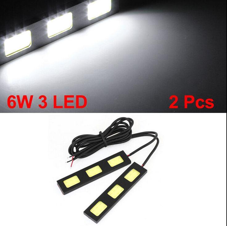 cheap led lights 3 led cob running fog lamp
