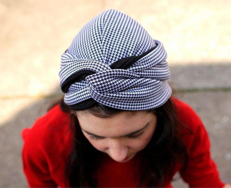 (9) Name: 'Sewing : Vintage-Inspired Turban