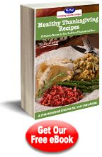 Healthy Thanksgiving Recipes: 20 Diabetic Recipes for Your Traditional Thanksgiving Menu Free eCookbook