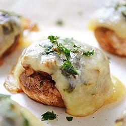 Baked Portobello Mushrooms | Kitchen Nostalgia
