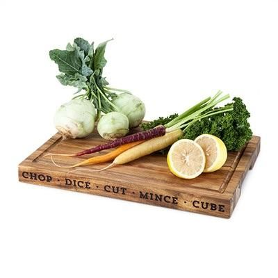 Rustic Farmhouse™ Acacia Wood Chopping Block Come check me out! You won't be disappointed  Pick me up today! Use code PINSAVE for your exclusive discount!  #CuttingBoard