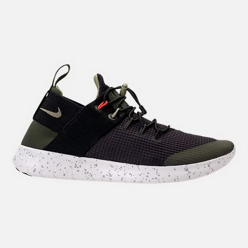 Factory Authentic WOMENS NIKE FREE RN COMMUTER 2018 UTILITY RUNNING SHOES  AH6841 001 Black Neutral Olive Cargo Khaki For Sale da80cfcb8f