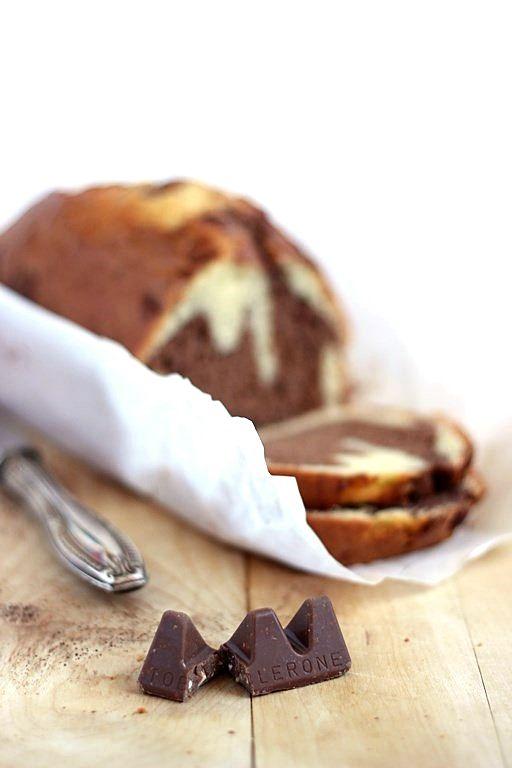 Toblerone Cake | Miel E Ricotta, May 2014 [Original recipe in Italian]
