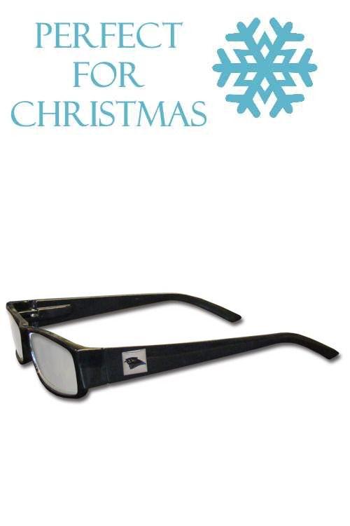 e7a2ab2b Carolina Panthers Black Reading Glasses +1.25 | Carolina Panthers ...