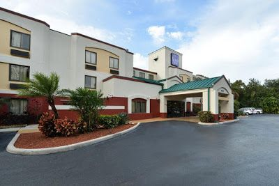 Florida Hotels Reservation: Sleep Inn - Sarasota