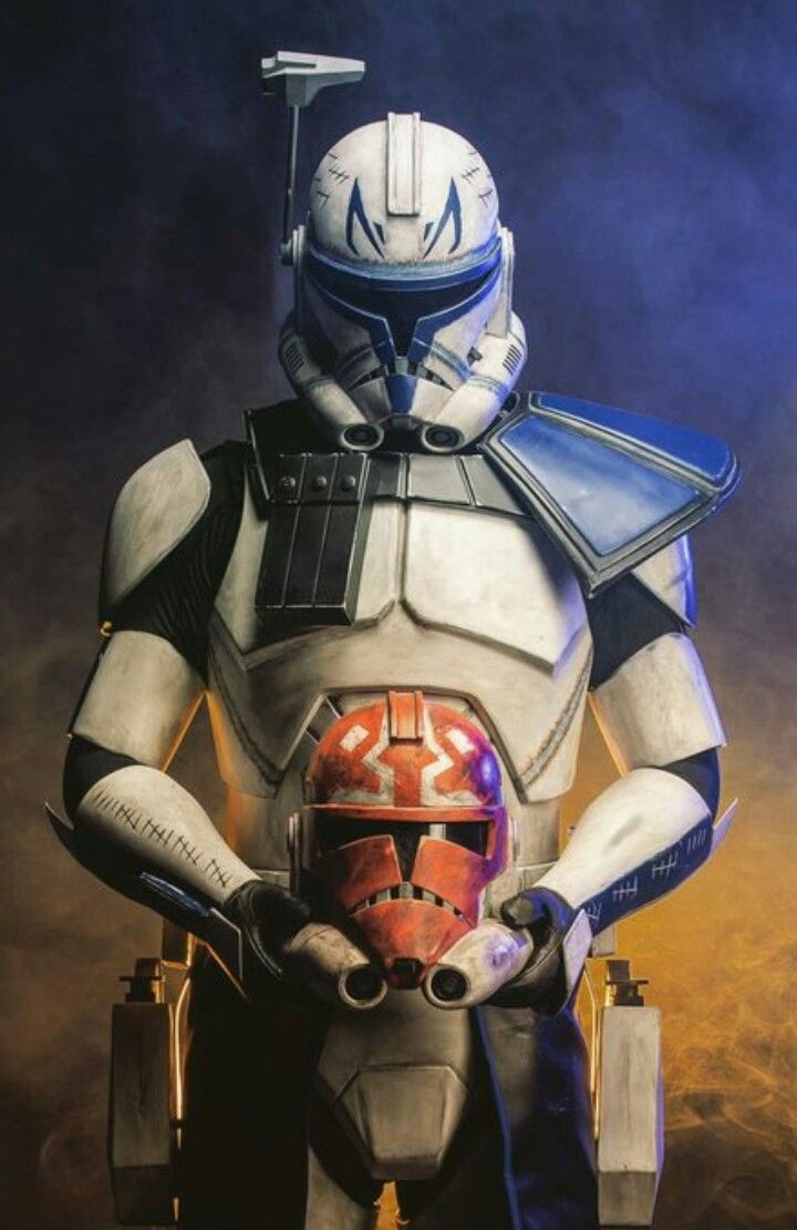 Captain Rex Thad S Close Friend Star Wars Pictures Star Wars Images Star Wars Wallpaper