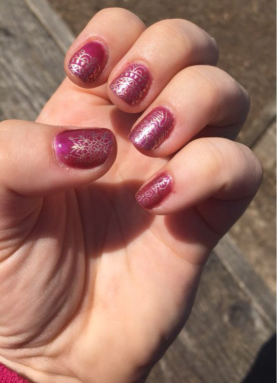 21 Nail Color Design Ideas For Winter Spring Fall And Summer You