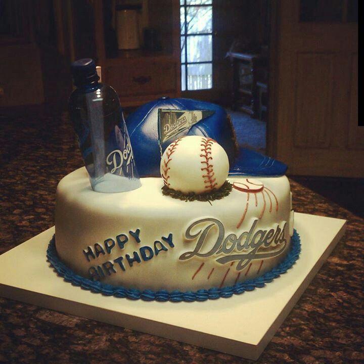 #Dodgers #Baseball #Cake Broncosfans@verizon.net