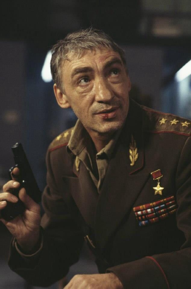 General Ouromov - Gottfried John On 1 September 2014, it was announced that John had died in Utting am Ammersee near Munich, Germany of cancer at the age of 72
