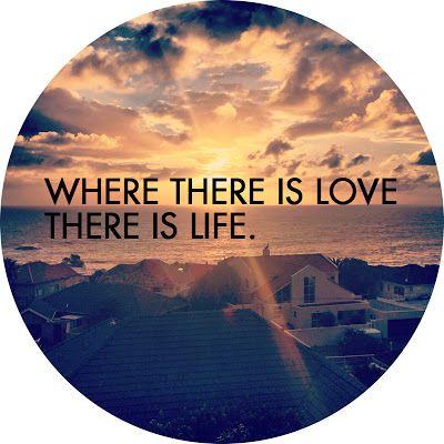 Coreageous Movement: Loving Love - Part 2 #blog #love #inspiration #understanding #capetown #sunset