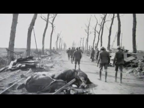 ypres WW1 then & now - YouTube