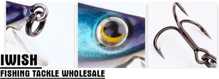 Fishing Lure Wholesale | Fishing Tackle Manufacturer | Fishing Equipment Discount | IWISH