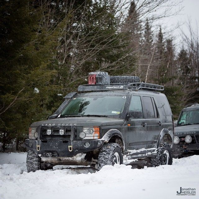 754 Best Images About The Land Rover Discovery Channel On