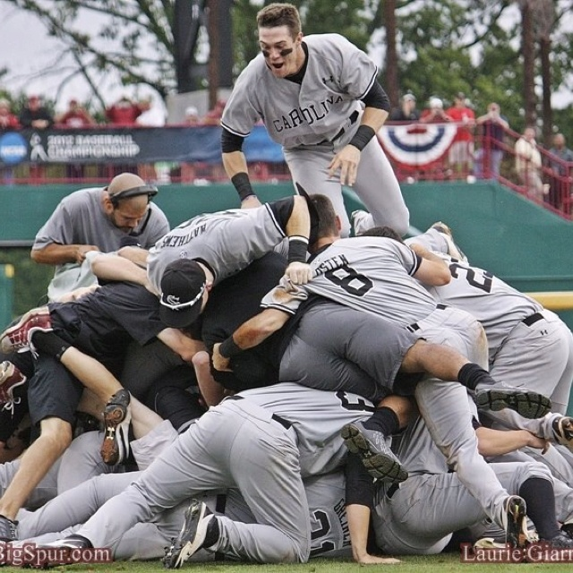 We dig Dog Piles in Gamecock Nation!