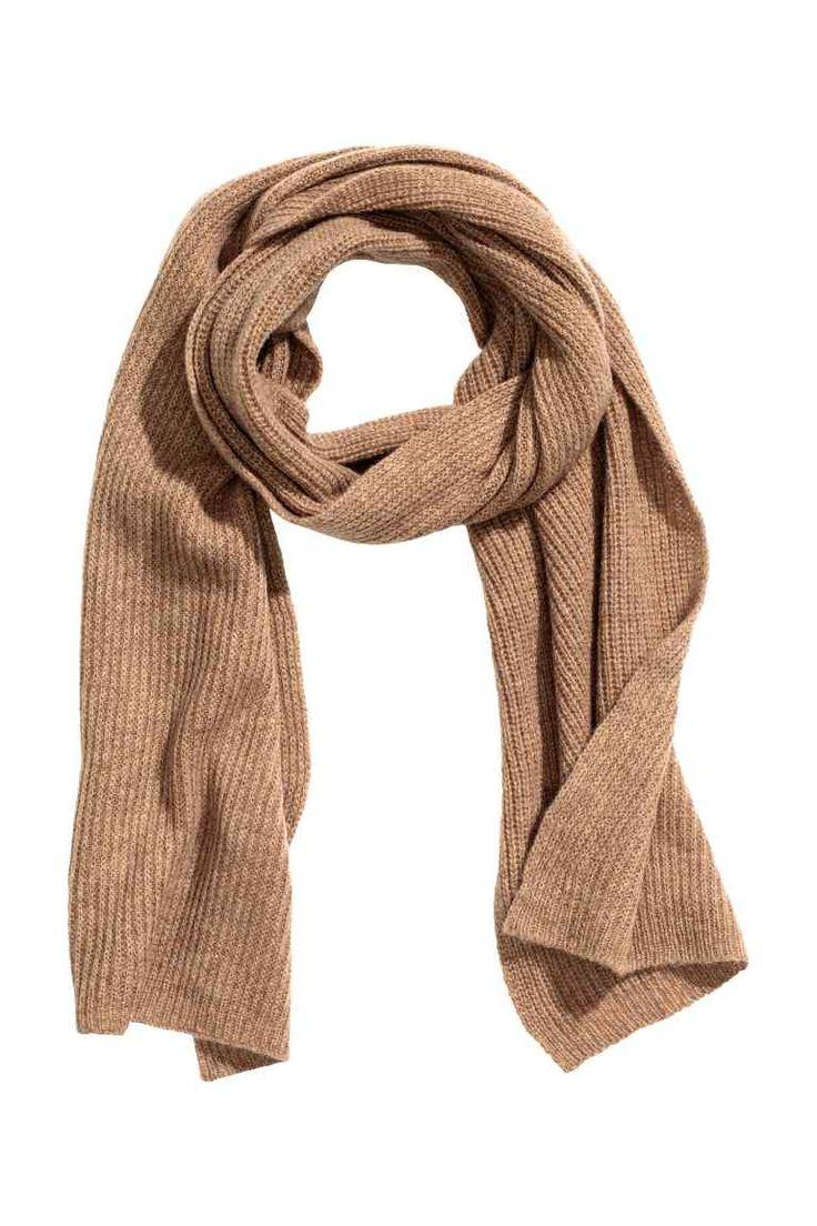 Kasjmier sjaal | H&M