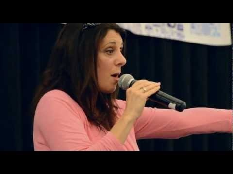 Social Media Camp - Erica Ehm Keynote