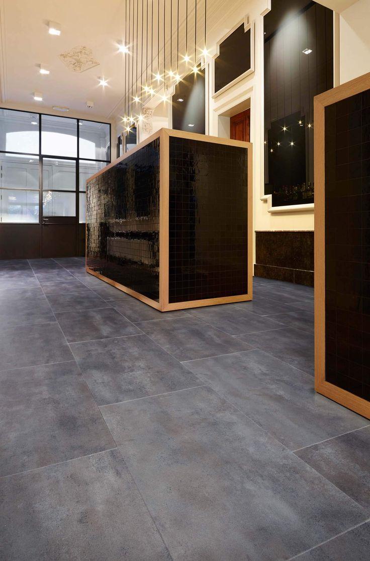 Concrete 40876 Stone Effect Luxury Vinyl Flooring
