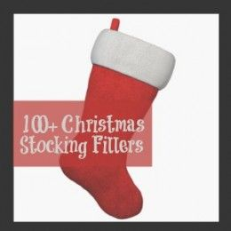 Christmas Stocking Fillers For Dads, Mums, Kids, Techies, Travelers, Socialites and more!