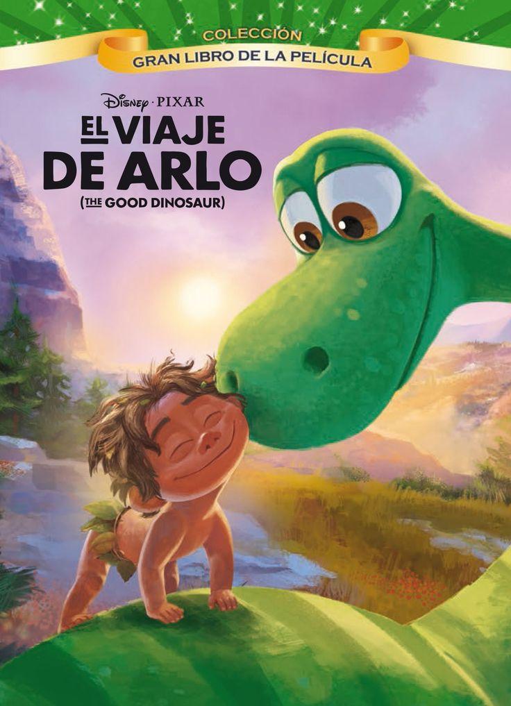 Títol: El viaje de Arlo Autor: Disney Pixar