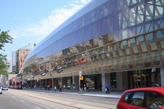 Art Gallery Of Ontario, Toronto On